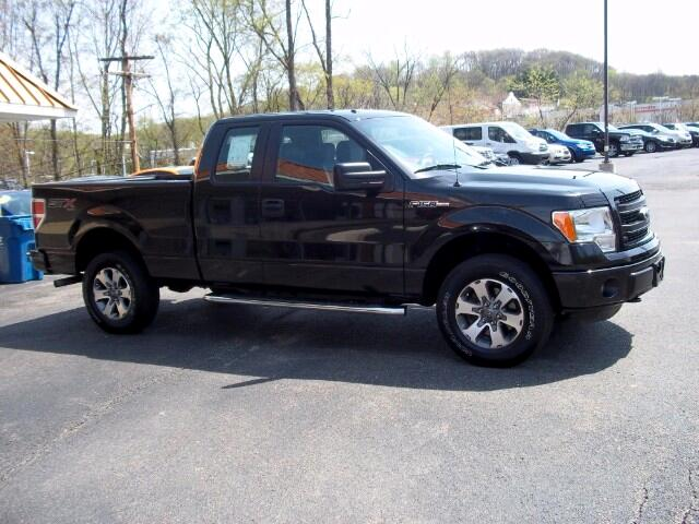 2014 Ford F-150 STX Super Cab 4WD
