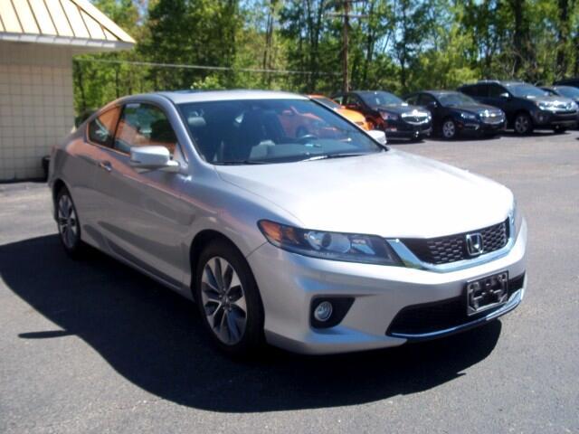 2014 Honda Accord EX-L Coupe CVT