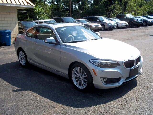 2015 BMW 2-Series 228i xDrive Coupe