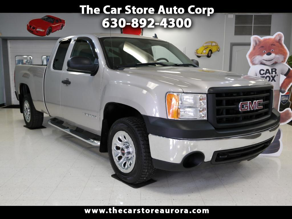 2007 GMC New Sierra 1500 Work Truck Ext. Cab 4WD