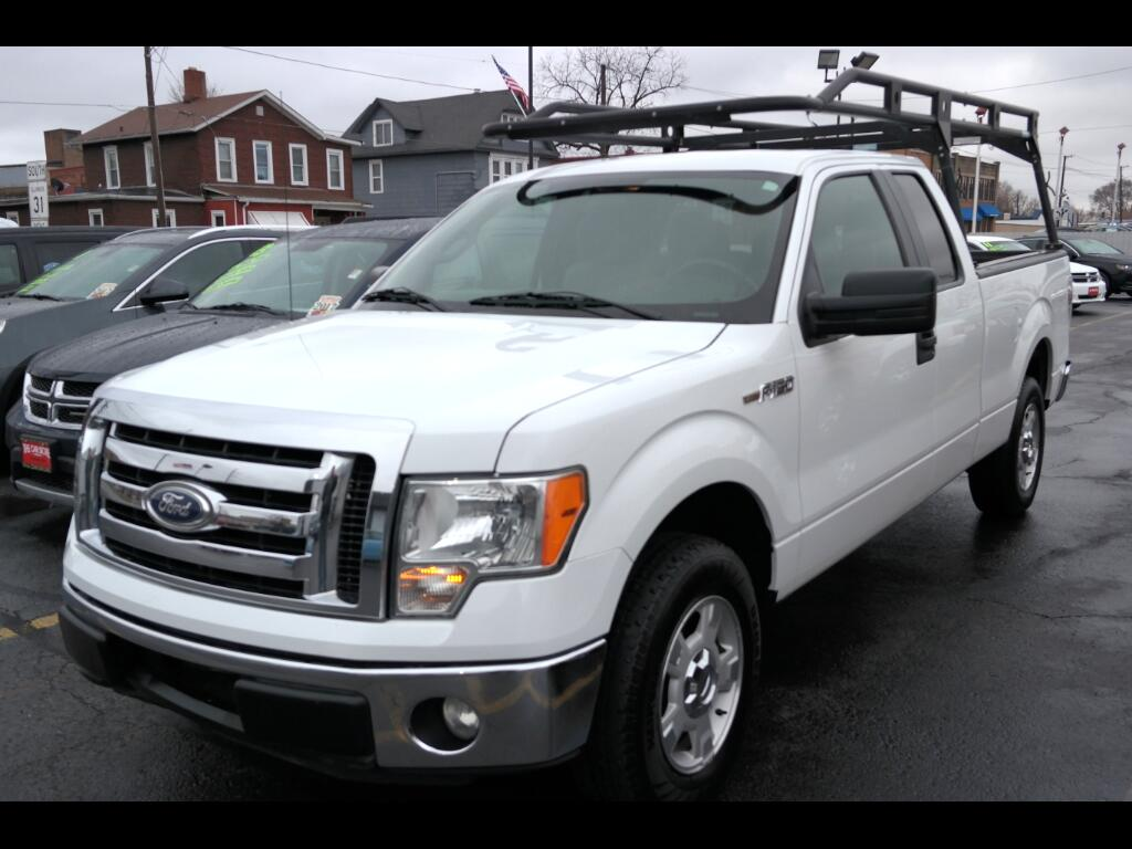 2011 Ford F-150 XLT SuperCab 6.5-ft. 2WD