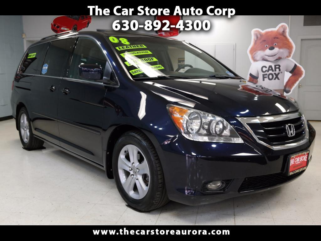 2008 Honda Odyssey Touring w/ Nav System and DVD