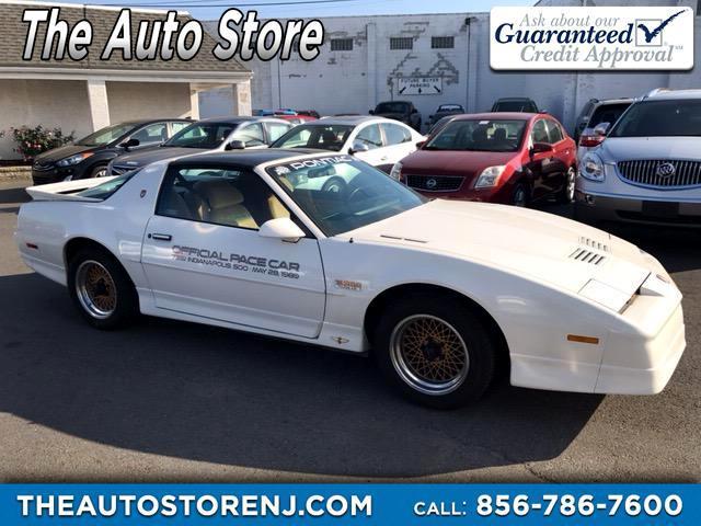 1989 Pontiac Trans Am Coupe