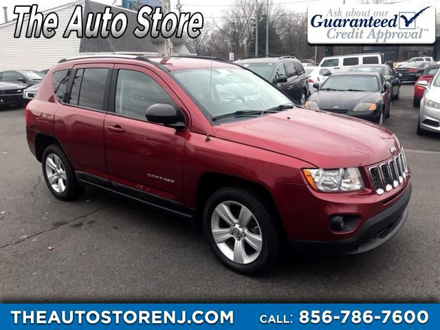 2011 Jeep Compass Sport FWD