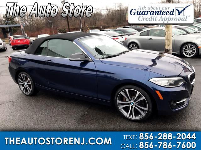 2015 BMW 2-Series 228xi Convertible