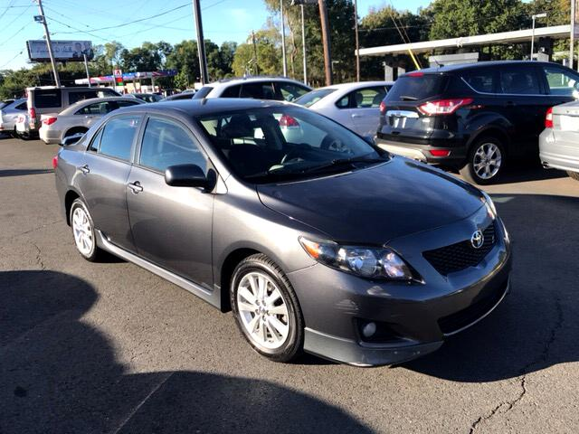 2010 Toyota Corolla Base 5-Speed MT