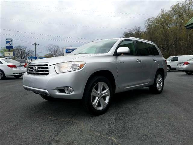 2010 Toyota Highlander Limited 2WD