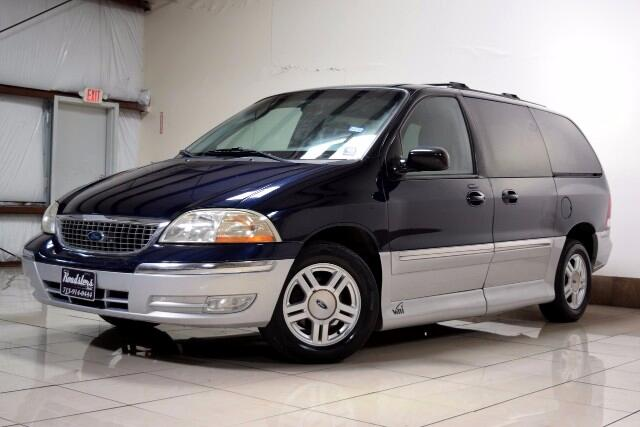 2001 Ford Windstar HANDICAP VAN