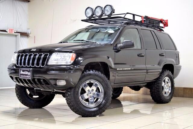 2003 Jeep Grand Cherokee lifted limited 4x4