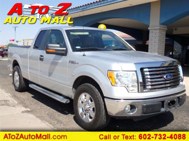 "2010 Ford F-150 2WD Supercab 133"" XLT"