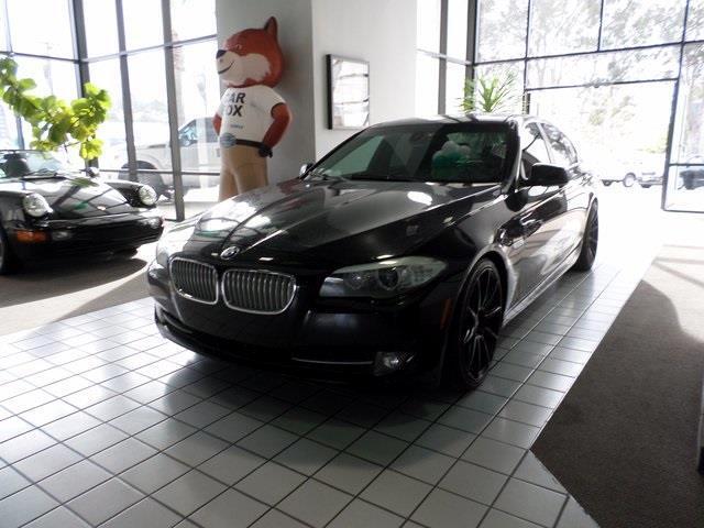 2011 BMW 5-Series 550i
