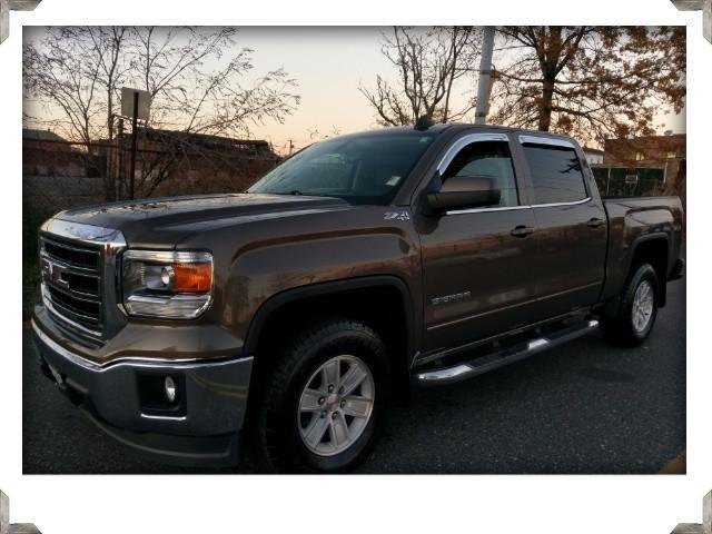 2015 GMC Sierra 1500 CREW CAB SHORT BED 4WD Z71