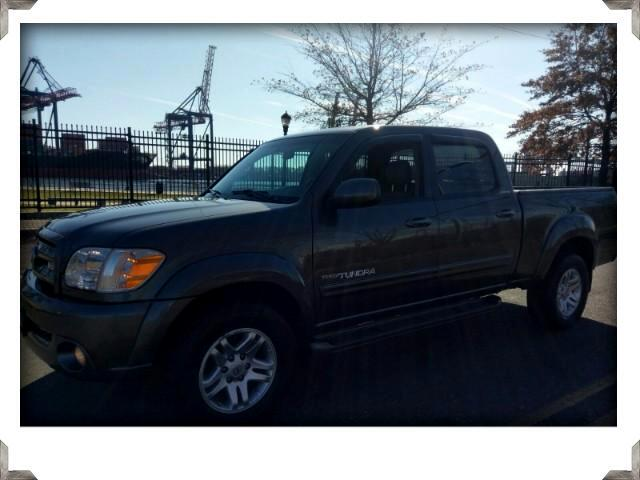 2006 Toyota Tundra LIMITED CREW CAB 4WD