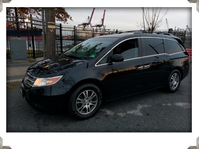 2012 Honda Odyssey EX-L with Back Up Camera