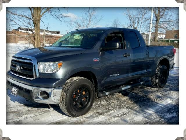 2010 Toyota Tundra Double Cab 4WD