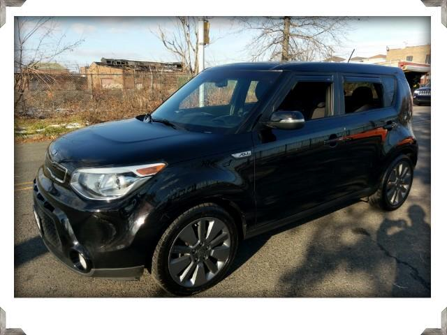 2014 Kia Soul Exclamation