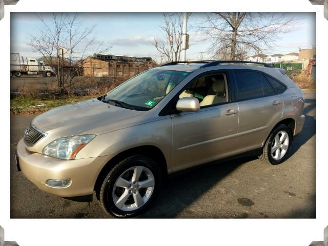 2007 Lexus RX 350 AWD Navigation & Back Up Camera