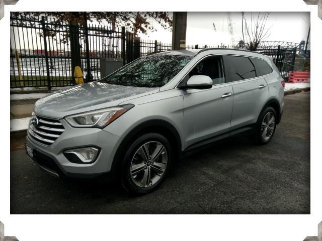 2013 Hyundai Santa Fe Limited AWD