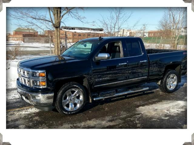 2015 Chevrolet Silverado 1500 Z71 LTZ DOUBLE CAB SHORT BED 4WD