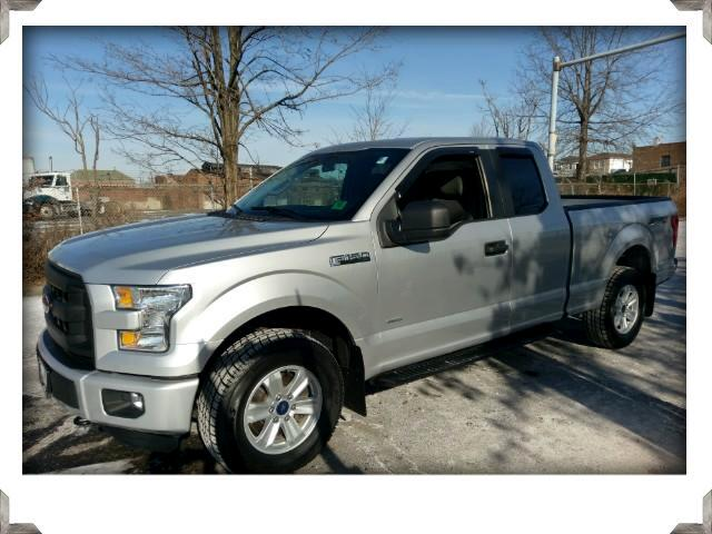 2016 Ford F-150 F 150 SUPERCAB XL SPORT