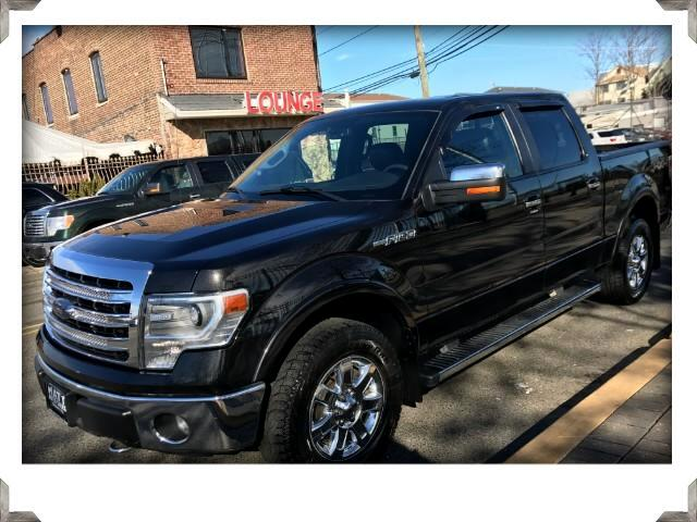2014 Ford F-150 LARIAT Navigation & Back Up Camera Crew Cab 4WD