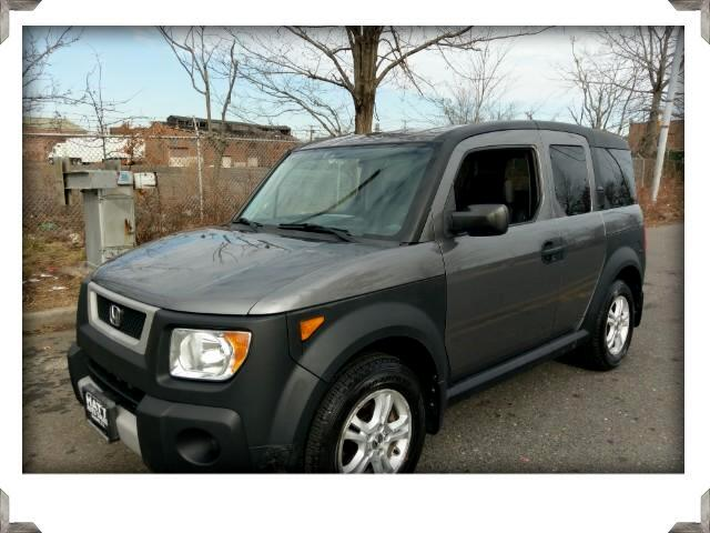 2005 Honda Element EX 4WD 5-spd MT