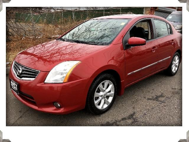 2011 Nissan Sentra 2.0 SL Leather Sunroof Navigation with Back Up Cam