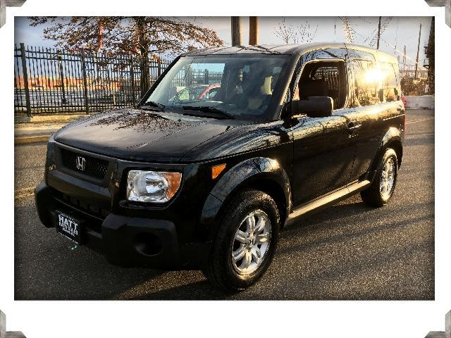 2006 Honda Element EX-P 4WD 5-Spd MT
