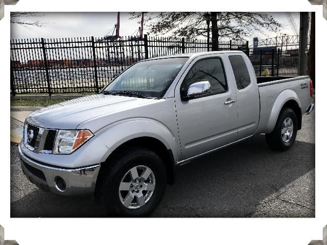 2006 Nissan Frontier EXT CAB NISMO 4WD 5-SPD MANUAL