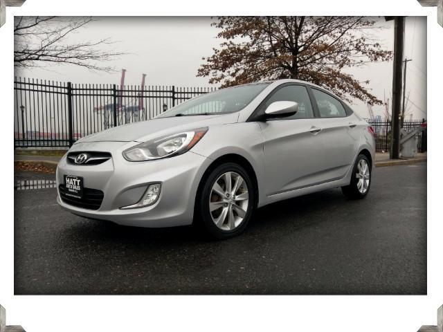 2012 Hyundai Accent GLS 4-Door
