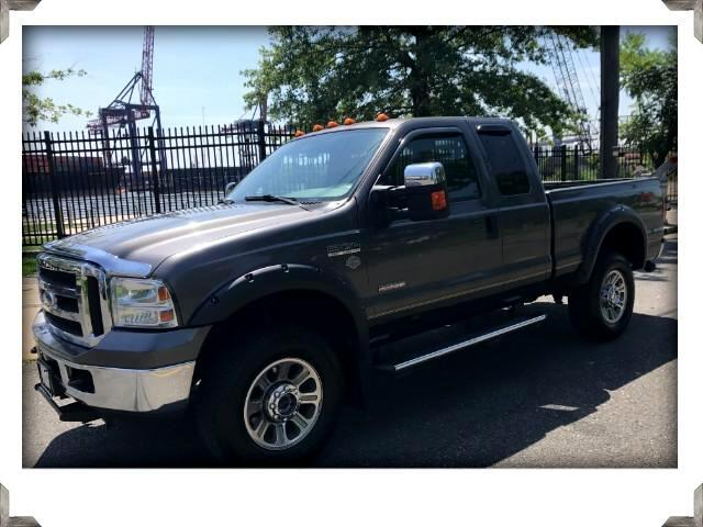 2006 Ford F-350 SD lariat supercab extended