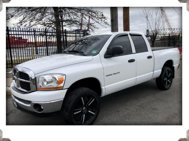 2006 Dodge Ram 1500 DOUBLE CAB 4WD 6-SPD Manual Transmission