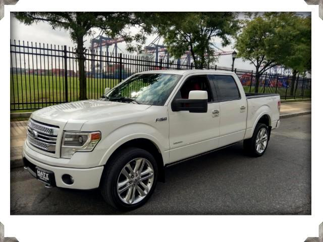 2013 Ford F-150 Limited Crew Cab EcoBoost 4WD