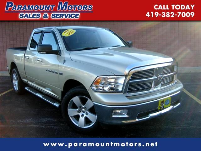 2011 Dodge Ram Truck SLT Big Horn