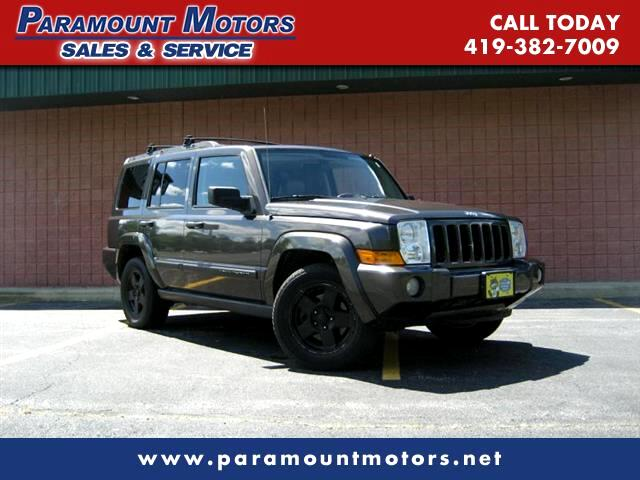 2006 Jeep Commander 4WD