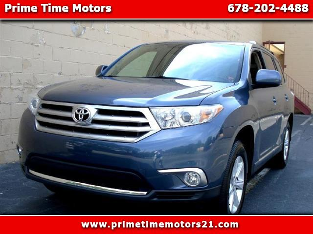 2011 Toyota Highlander Base 2WD V6