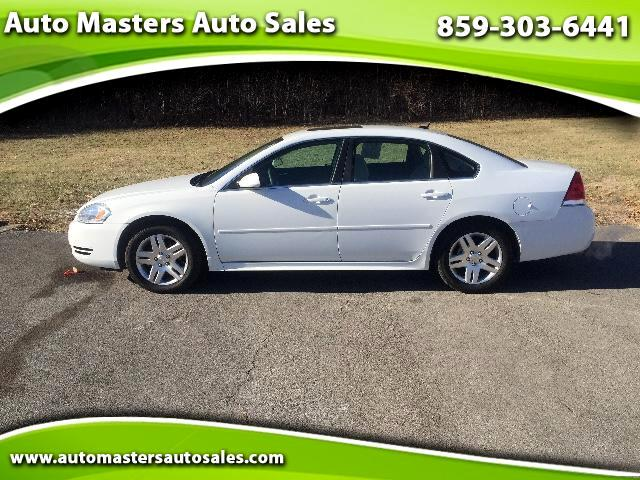 2015 Chevrolet Impala Limited LT