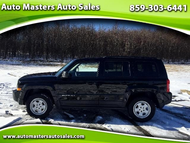 2016 Jeep Patriot Sport 4WD