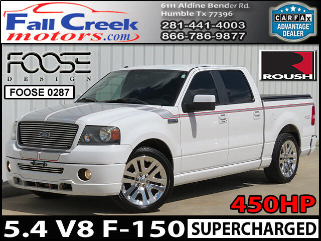 2008 Ford F-150 LARIAT SUPERCREW 2WD FOOSE