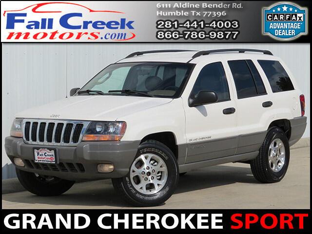 2002 Jeep Grand Cherokee Sport 2WD