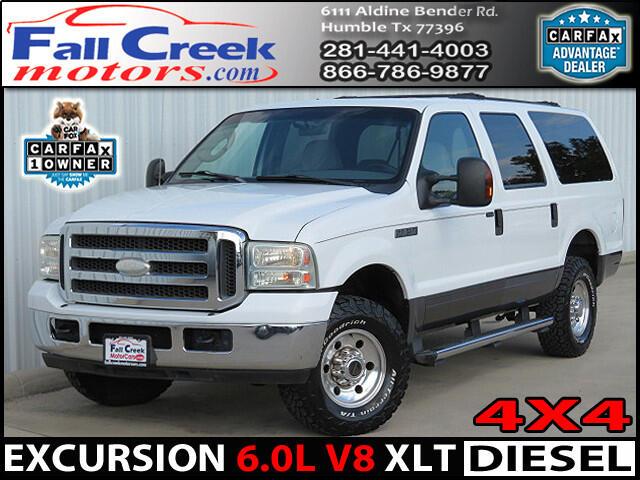 2005 Ford Excursion XLT 6.0L 4WD