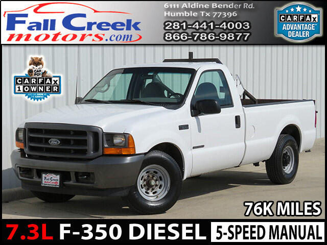 2001 Ford F-350 SD 2WD