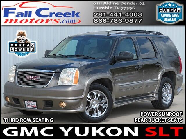 2007 GMC Yukon SLT 2WD
