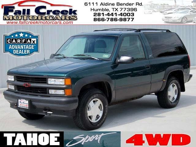Grabiak Used Cars >> 2 Door 2 Wheel Drive Tahoe For Sale | Autos Post
