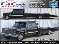 1982 Chevrolet C/K 3500