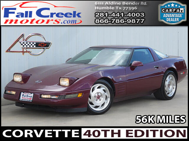 1993 Chevrolet Corvette Coupe