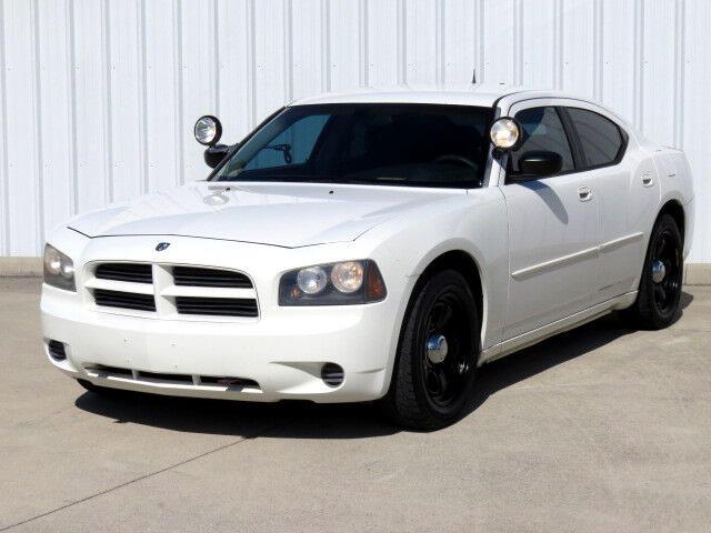 2006 Dodge Charger POLICE INTERCEPTOR