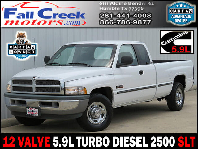 1998 Dodge Ram 2500 Club Cab 6.5-ft. Bed 2WD