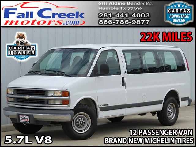 2002 Chevrolet Express 2500