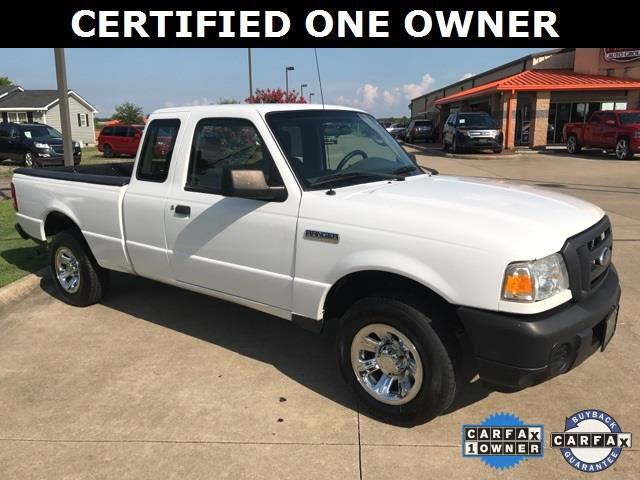2011 Ford Ranger XL SuperCab 2WD